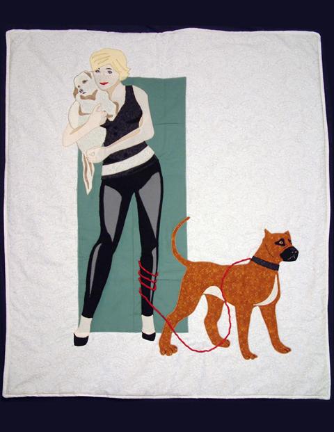 Jessica Adanich Ellen Degeneres Quilts
