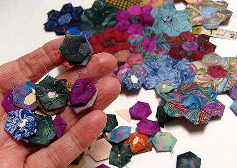 Gramarye - Mini Hexagons
