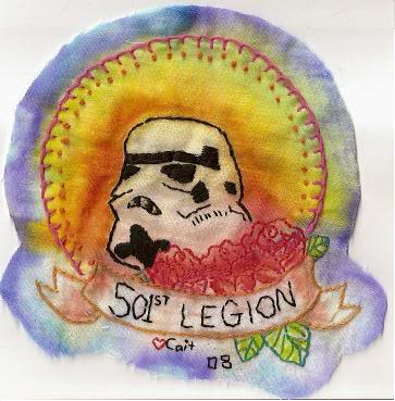 Craftster Pick of the Week – Stormtrooper Tea Towel And Putting Chemistry In Its Place