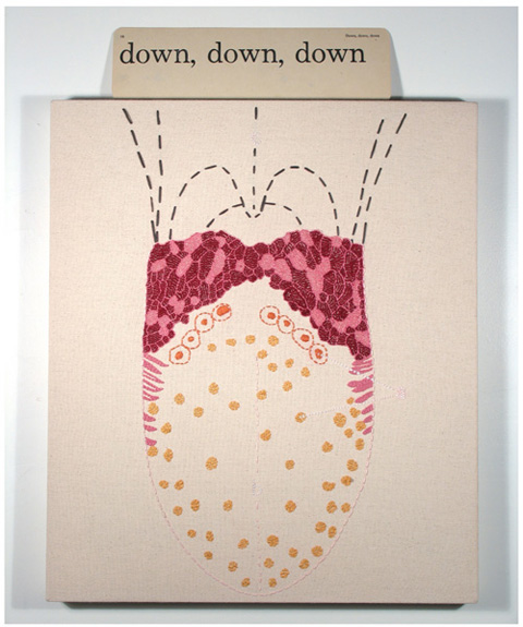 Megan Canning's Down Down Down (The Sense of Taste)