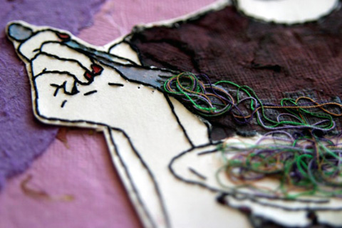 The Cutting (& Stitching) Edge – Reflections Pt. 2
