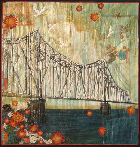 Domestitchery – Jen Swearington's Art Quilts