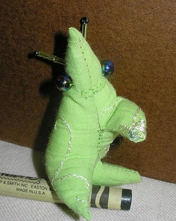 Alien Bug Sarubobo