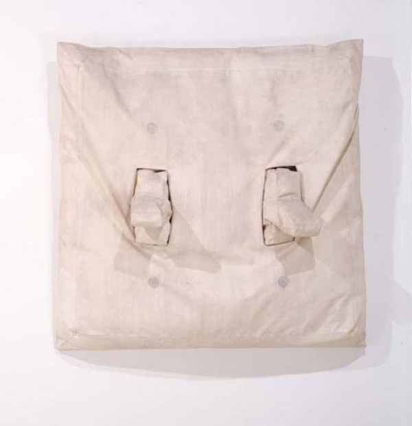 "Claes Oldenburg - Soft Light Switches - ""Ghost Version"" II 1964-71"