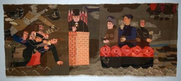 Hannah Ryggen - Den 6 oktober 1942