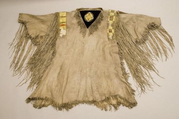 Nez Perce shirt, 1820's