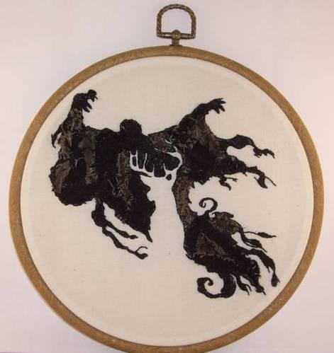 Craftster Pick of the Week – Dementor vs Patronus
