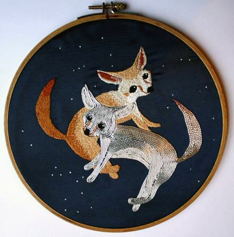 Craftster Pick of the Week – Foxes