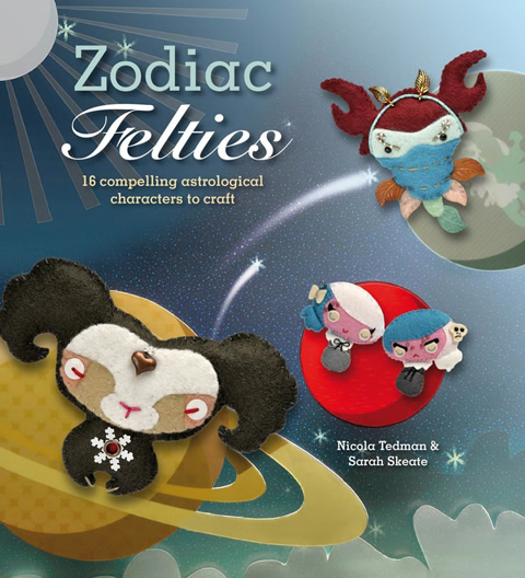 Book Review – Zodiac Felties!