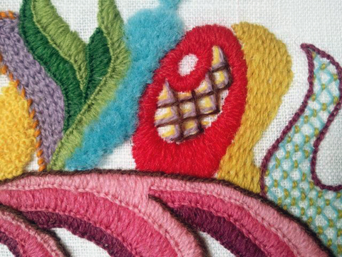 Improving Your Stitch: Filling Out