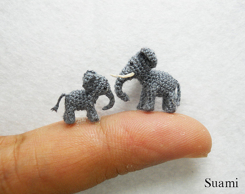 Too Cute Tuesday – Extremely Tiny Critters by SuAmi