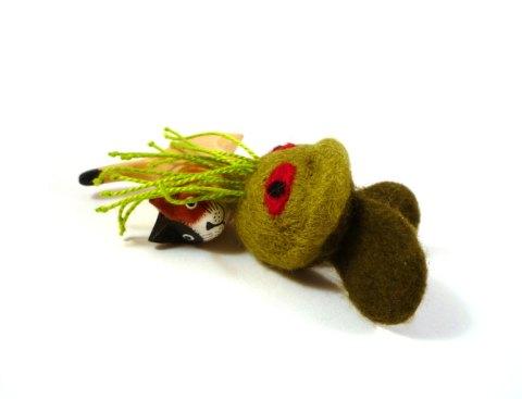 Mycrobe's Cthulhu Cat Nip Toy