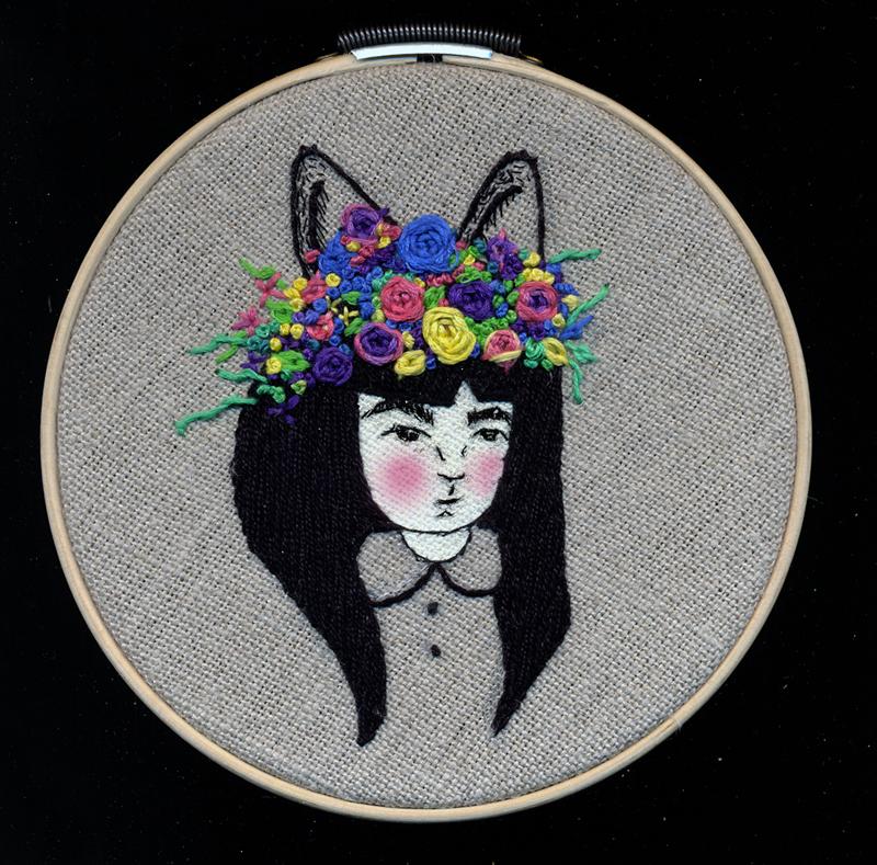 The Cutting (& Stitching) Edge – Maria Conejo