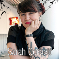 Sarah Corbett, Founder of the Craftivist Collective