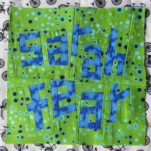 Craftster Pick of the Week – Wise One's Sarah Fear Quilting Square