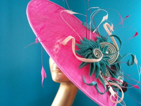 Millinery Operations: Lina Stein Milliner and Instructor