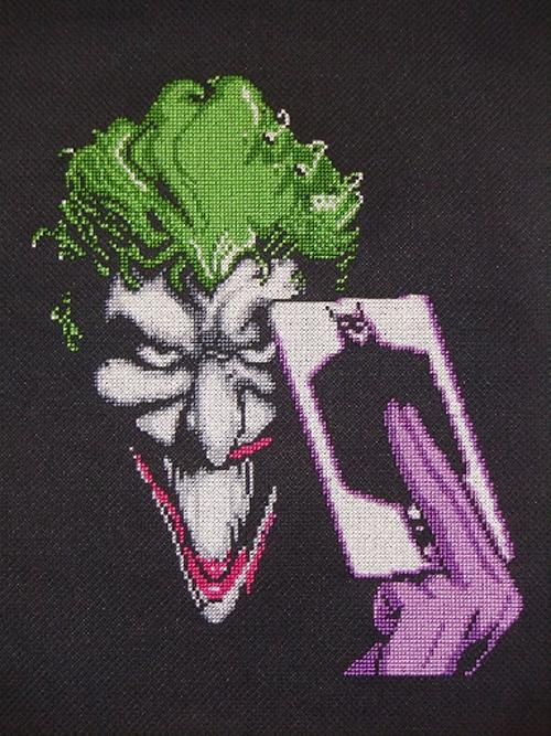 Stitchgasm – Miss Clawful's Joker