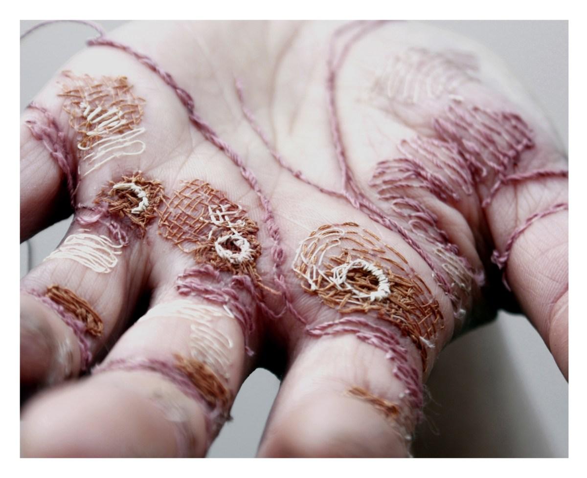 The Cutting (& Stitching) Edge – Eliza Bennett