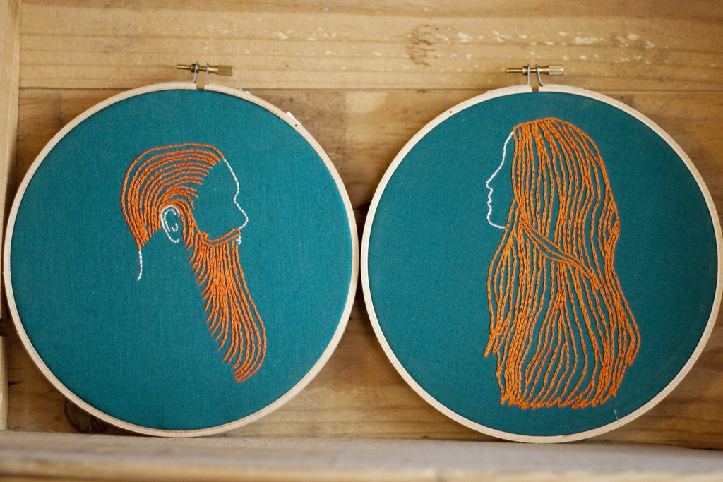 Stitchgasm – MeltedSquirrel's Ginger Couple