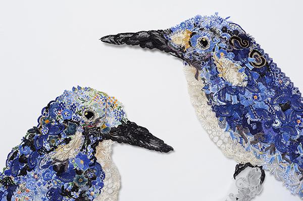 Louise Saxton - Halcyon & Ceyx (2010)