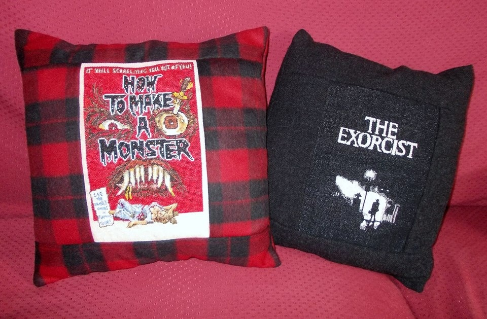 Stitchgasm – DottyStitches' Horror Pillows