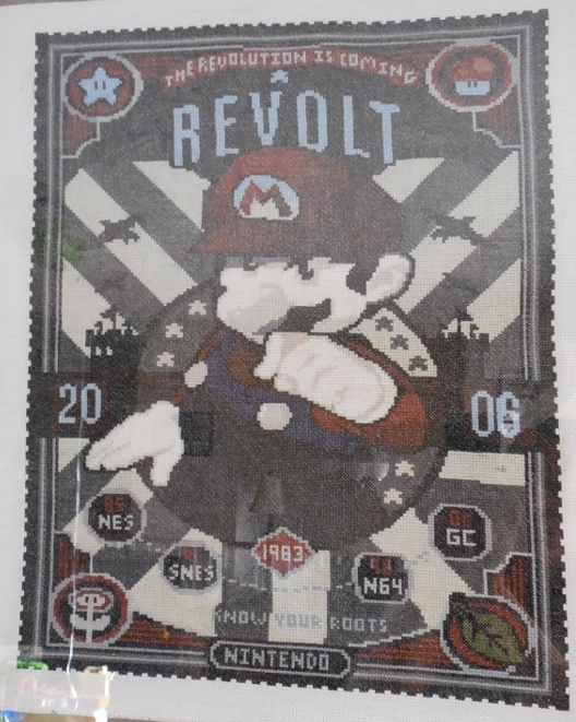 mario revolt by shellyelli