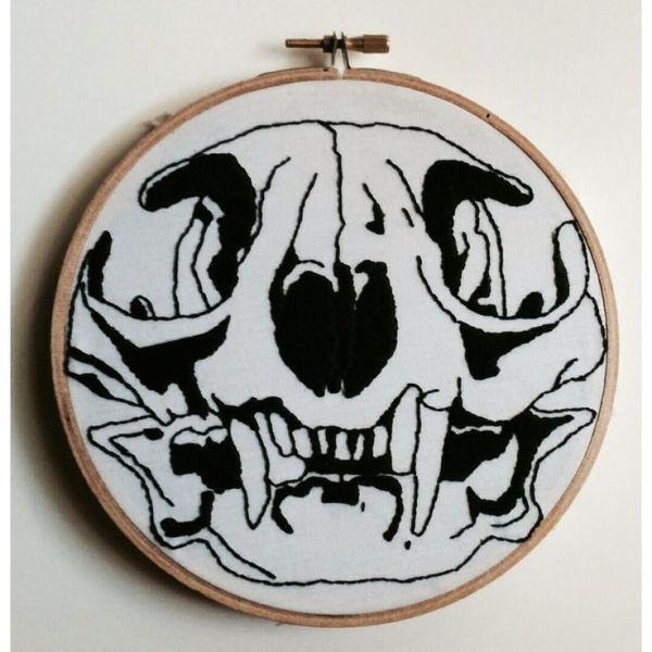 Sotone - Cat Skull