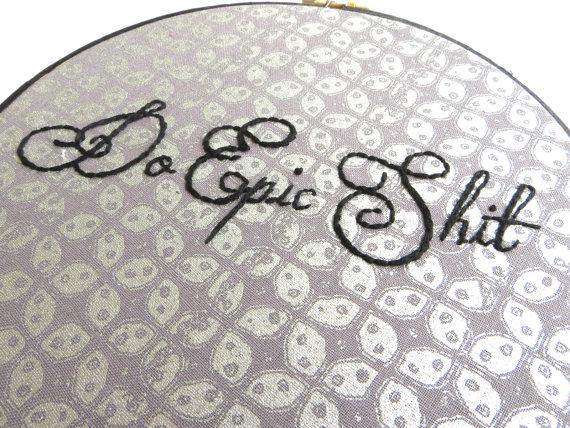 Stitch Culture - Do Epic Shit
