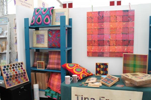 Tina Francis Tapestry Kits