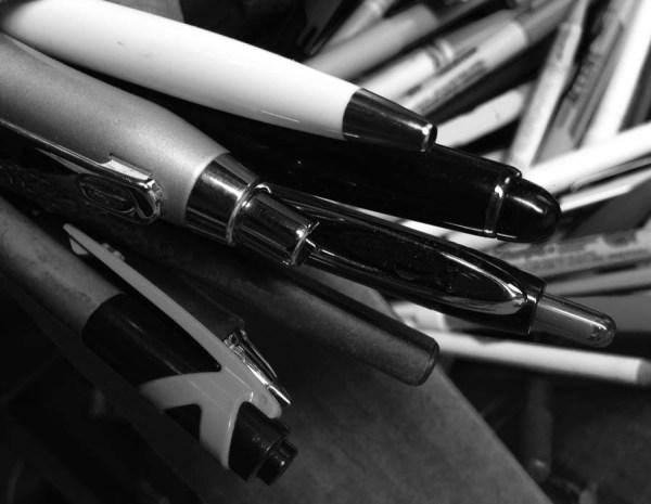 Boring pens
