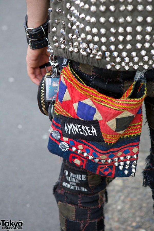 Those pants are handmade and amazing! Photo credit www.tokyofashion.com