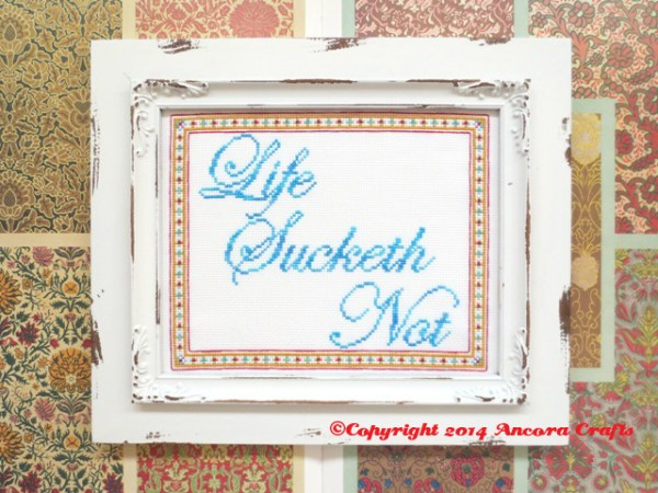 Life Sucketh Not by Ancora