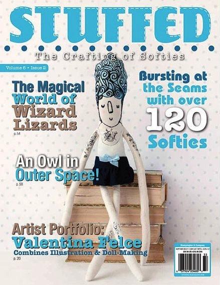 Stuffed Magazine Autumn 2013