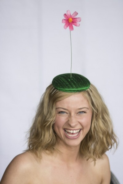 by Moe Sew Co Millinery (shameless self promotion)