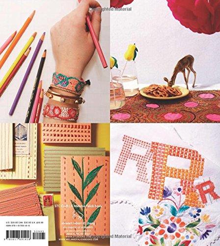Rebecca Ringquist's Embroidery Workshops