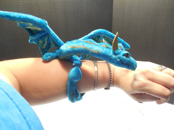 Wearable Dragon by Game Guardians