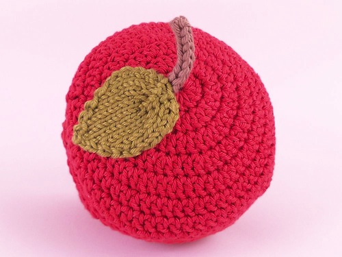 Fruit Protector Pouch by Teapot Magpie (Crochet)