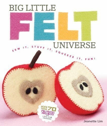 Book Review – Big Little Felt Universe by Jeanette Lim