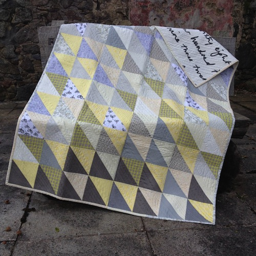 Skinny Malinky Quilts - Tessellate Modern Quilt