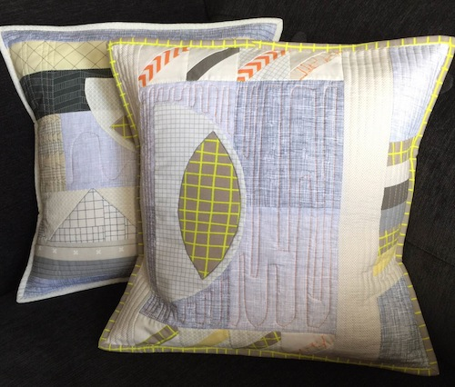 Skinny Malinky Quilts - Contemporary Scandi Cushions