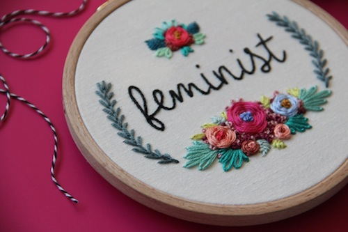 Exploring Etsy – Femmebroidery and Skinny Malinky Quilts
