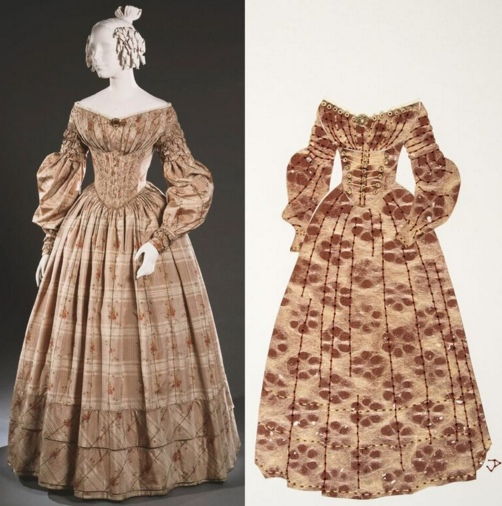 Stitchgasm! Historical dresses by Judith Pudden