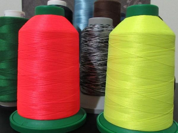 Flourescent Thread - Cones