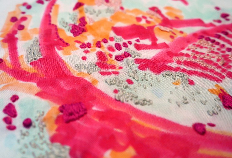 The Funk Files: Embroidery Frontiers – Meet Ailish Reaney