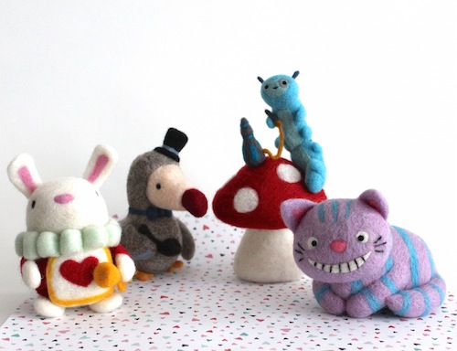 Exploring Etsy – Wild Whimsy Woolies