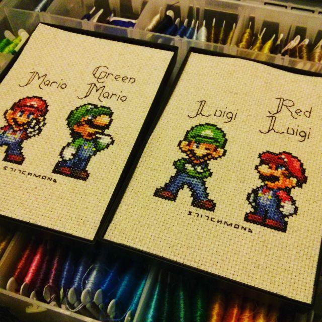 Sprite Stitch Best Bits – August '16