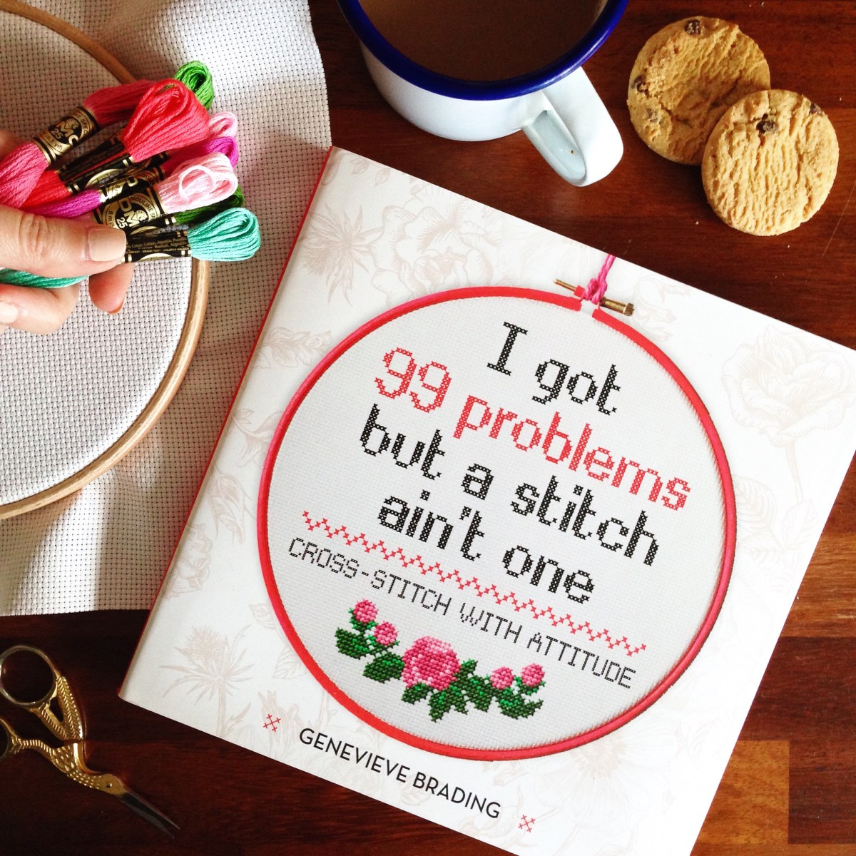 Book Review – I Got 99 Problems…