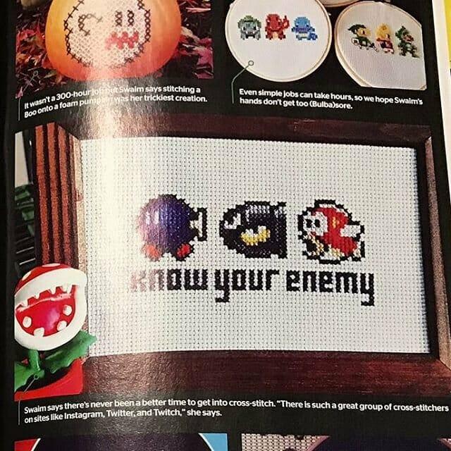Jess in GameMaster magazine