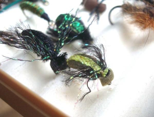 fiber flies