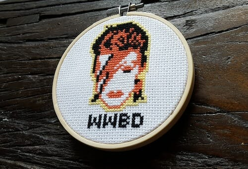 Son of a Cross Stitch - Bowie